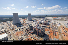 Vogtle 3&4 construction site