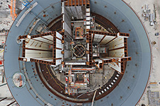 Vogtle Unit 4 containment vessel