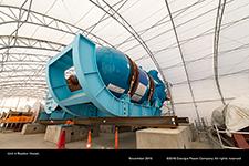 Unit 4 Reactor Vessel