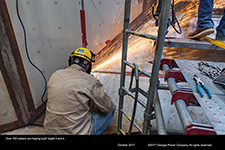 Over 700 welders are helping build Vogtle 3 and 4.