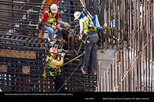Teamwork and communication are among the keys to safe work practices at Vogtle 3 and 4.
