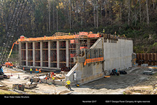 River Water Intake Structure.