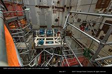 Q233 mechanical module inside the Vogtle Unit 3 containment vessel.