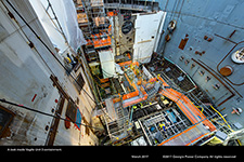 A look inside Vogtle Unit 3 containment.